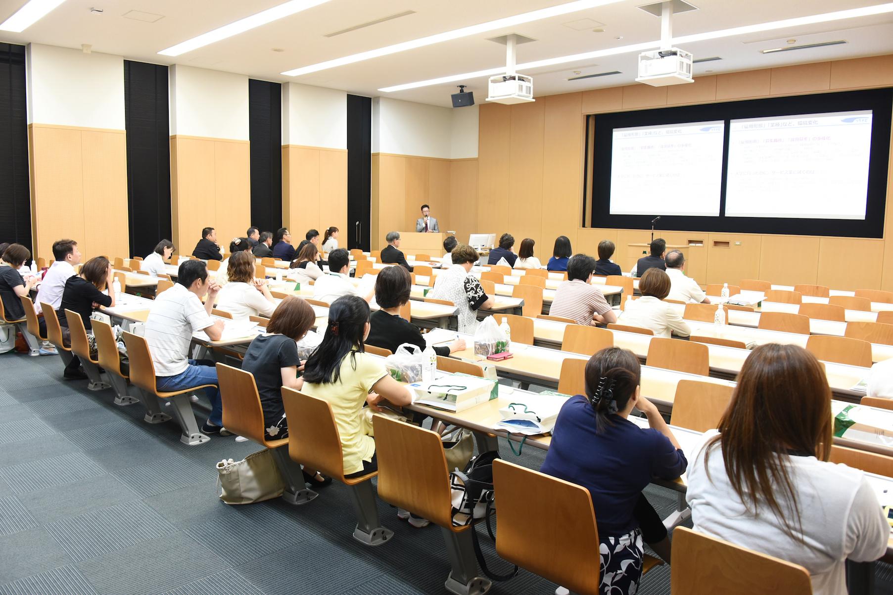 第3部保護者セミナー 株式会社リクルートキャリア 河村法征氏
